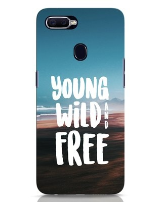 Shop Free Oppo F9 Pro Mobile Cover-Front