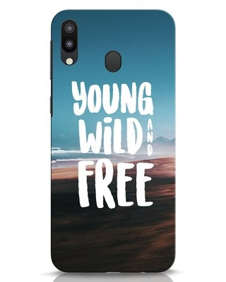 Shop Free Samsung Galaxy M20 Mobile Cover-Front