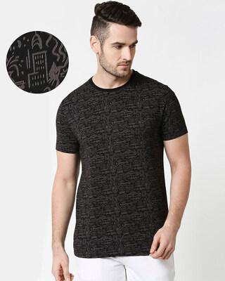 Shop Friends doodle (FRL) AOP Half Sleeve T-Shirt-Front