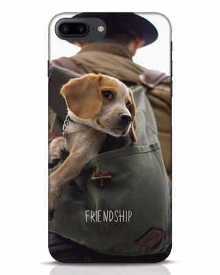 Shop Friendship iPhone 7 Plus Mobile Cover-Front