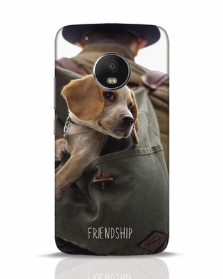 Shop Friendship Moto G5 Plus Mobile Cover-Front