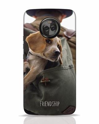 Shop Friendship Moto X4 Mobile Cover-Front
