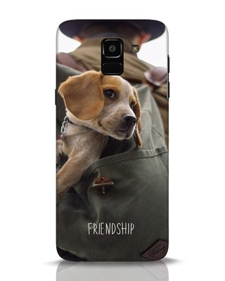 Shop Friendship Samsung Galaxy J6 Mobile Cover-Front