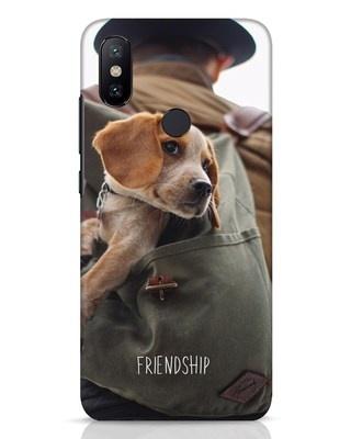 Shop Friendship Xiaomi Mi A2 Mobile Cover-Front