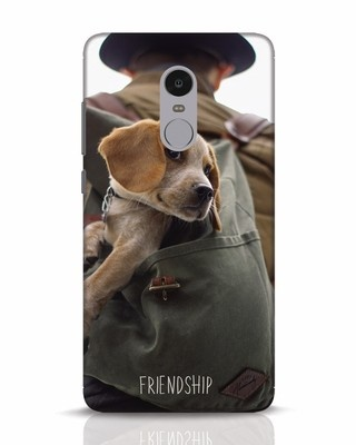 Shop Friendship Xiaomi Redmi Note 4 Mobile Cover-Front