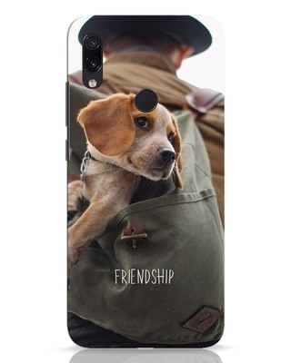 Shop Friendship Xiaomi Redmi Note 7 Pro Mobile Cover-Front