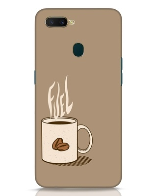 Shop Fuel Oppo A7 Mobile Cover-Front
