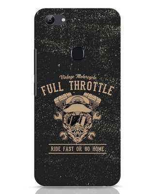 Shop Full Throttle Vivo Y83 Mobile Cover-Front