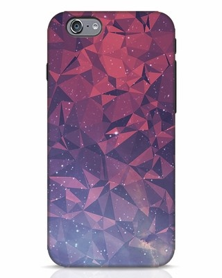 Shop Galaxy iPhone 6s Mobile Cover-Front