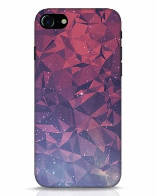 Shop Galaxy iPhone 8 Mobile Cover-Front