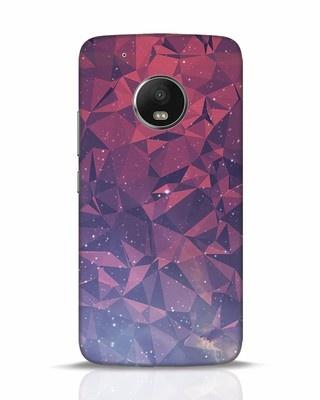 Shop Galaxy Moto G5 Plus Mobile Cover-Front