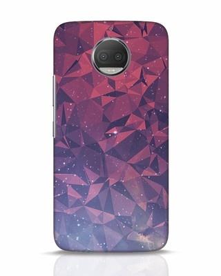 Shop Galaxy Moto G5s Plus Mobile Cover-Front