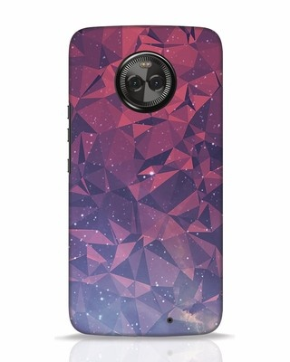 Shop Galaxy Moto X4 Mobile Cover-Front