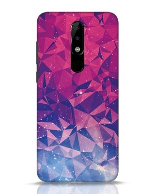 Shop Galaxy Nokia 5.1 Plus Mobile Cover-Front