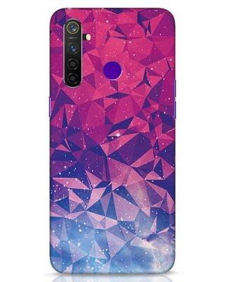 Shop Galaxy Realme 5 Pro Mobile Cover-Front