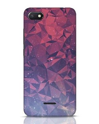 Shop Galaxy Xiaomi Redmi 6A Mobile Cover-Front