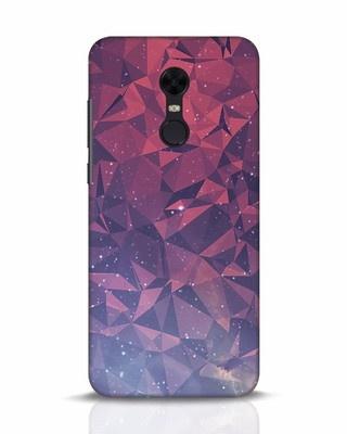 Shop Galaxy Xiaomi Redmi Note 5 Mobile Cover-Front