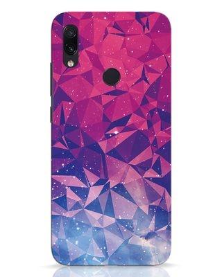 Shop Galaxy Xiaomi Redmi Note 7 Mobile Cover-Front