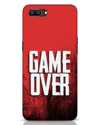 Shop Game Over Realme C1 Mobile Cover-Front