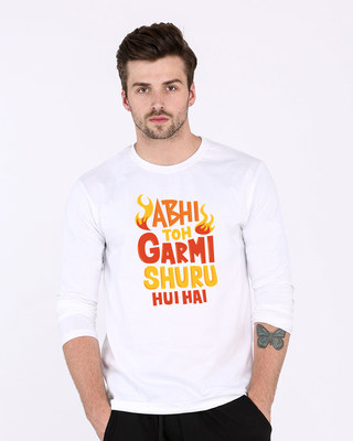 Shop Garmi Full Sleeve T-Shirt-Front