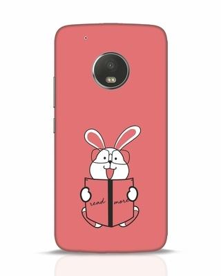 Shop Geek Bunny Moto G5 Plus Mobile Cover-Front