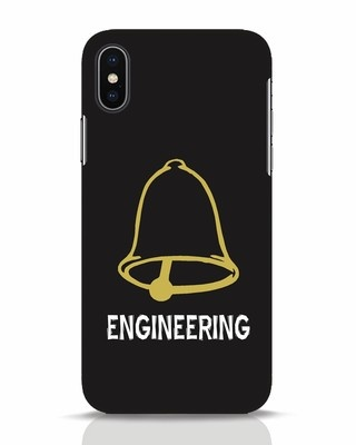 Shop Ghanta Engineering iPhone X Mobile Cover-Front