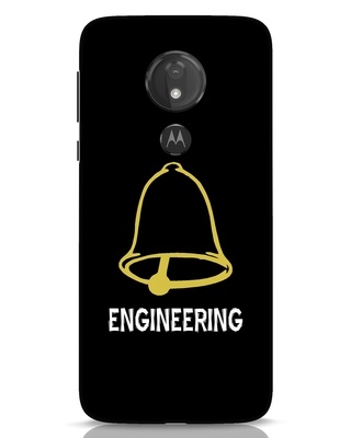 Shop Ghanta Engineering Moto G7 Power Mobile Cover-Front