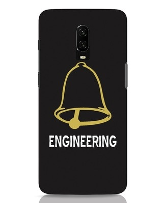 Shop Ghanta Engineering OnePlus 6T Mobile Cover-Front