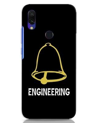 Shop Ghanta Engineering Xiaomi Redmi 7 Mobile Cover-Front
