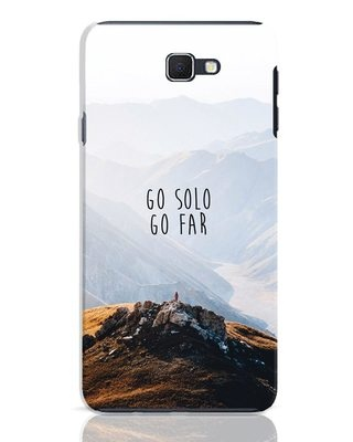 Shop Go Solo And Far Samsung Galaxy J7 Prime Mobile Cover-Front