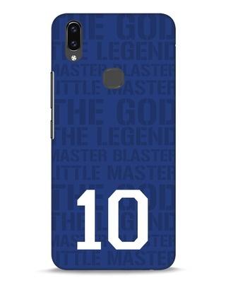 Shop God 10 Vivo V9 Mobile Cover-Front