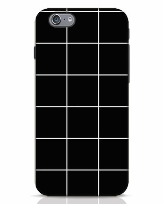 Shop Grid iPhone 6s Mobile Cover-Front