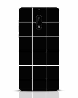 Shop Grid Nokia 6 Mobile Cover-Front