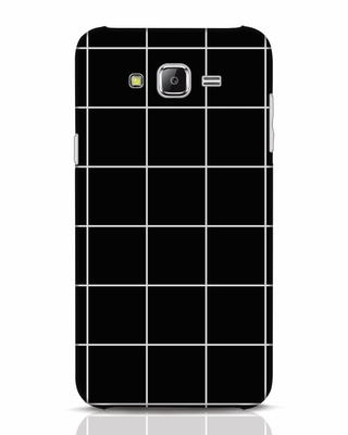 Shop Grid Samsung Galaxy J7 Mobile Cover-Front