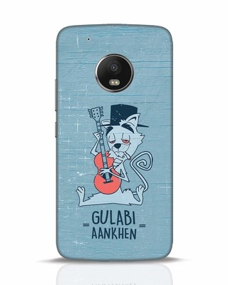Shop Gulabi Aankhen Moto G5 Plus Mobile Cover-Front