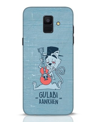 Shop Gulabi Aankhen Samsung Galaxy A6 2018 Mobile Cover-Front