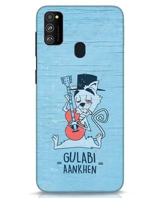 Shop Gulabi Aankhen Samsung Galaxy M30s Mobile Cover-Front