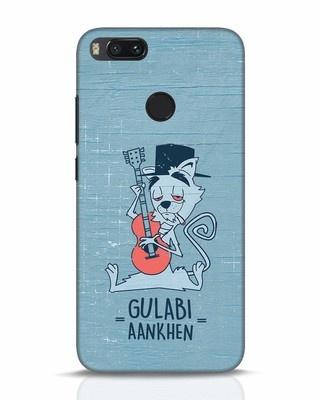 Shop Gulabi Aankhen Xiaomi Mi A1 Mobile Cover-Front