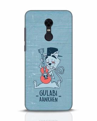 Shop Gulabi Aankhen Xiaomi Redmi Note 5 Mobile Cover-Front