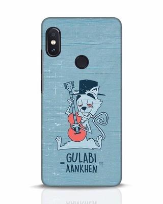 Shop Gulabi Aankhen Xiaomi Redmi Note 5 Pro Mobile Cover-Front