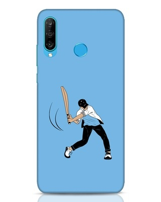 Shop Gully Cricket Huawei P30 Lite Mobile Cover-Front