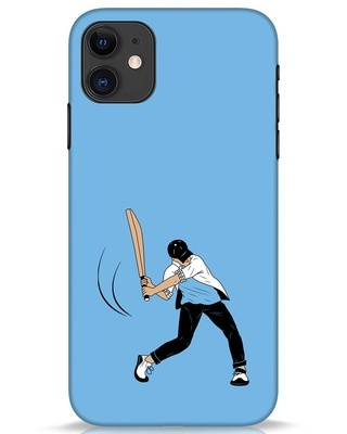 Shop Gully Cricket iPhone 11 Mobile Cover-Front