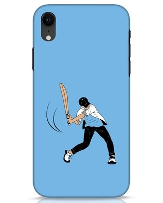 Shop Gully Cricket iPhone XR Mobile Cover-Front