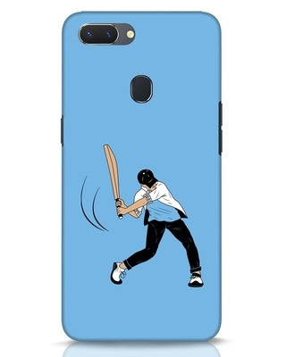 Shop Gully Cricket Realme 2 Mobile Cover-Front