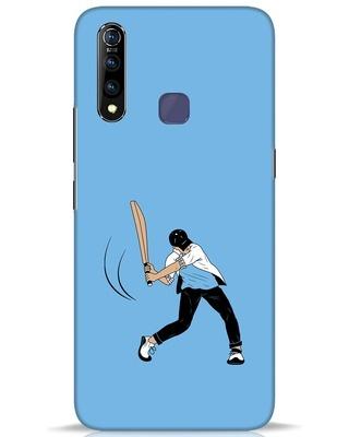 Shop Gully Cricket Vivo Z1 Pro Mobile Cover-Front