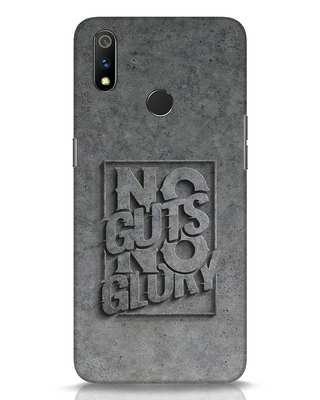 Shop Guts Or Glory Realme 3 Pro Mobile Cover-Front