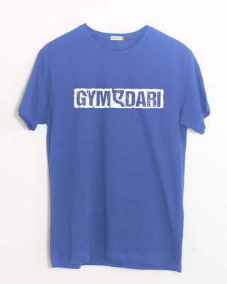 Shop Gym-a-dari Half Sleeve T-Shirt-Front