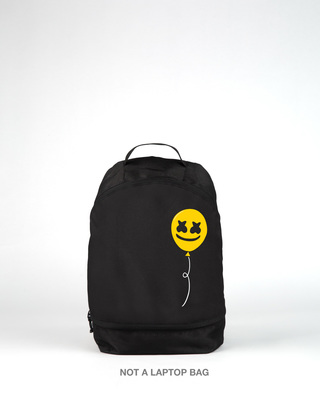 Shop Happier Balloon Essential mini Backpack-Front