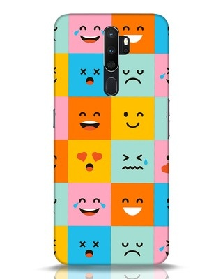 Shop Happy Express Oppo A5 2020 Mobile Cover-Front