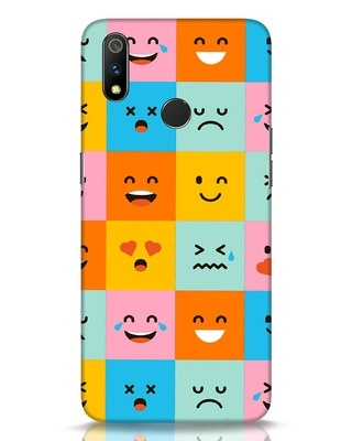Shop Happy Express Realme 3 Pro Mobile Cover-Front
